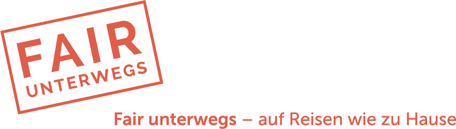 Fair unterwegs Logo